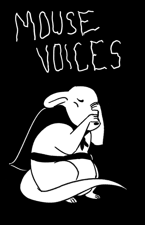 Mouse Voices (and Other Stories) Mouse Voices - Cover