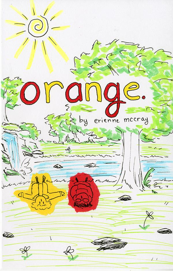 Orange Page 1