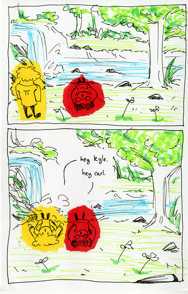 Orange Page 4