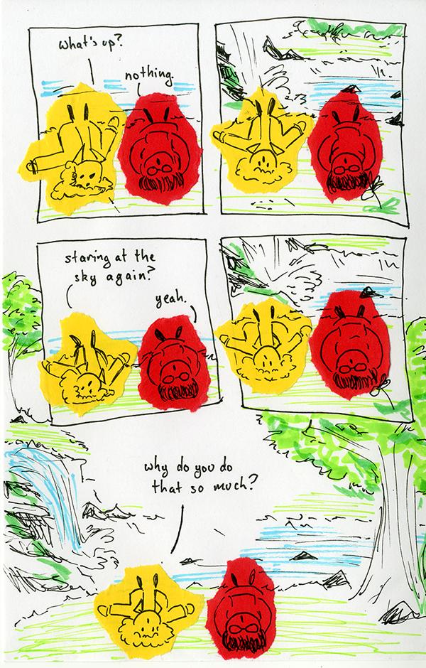 Orange Page 5