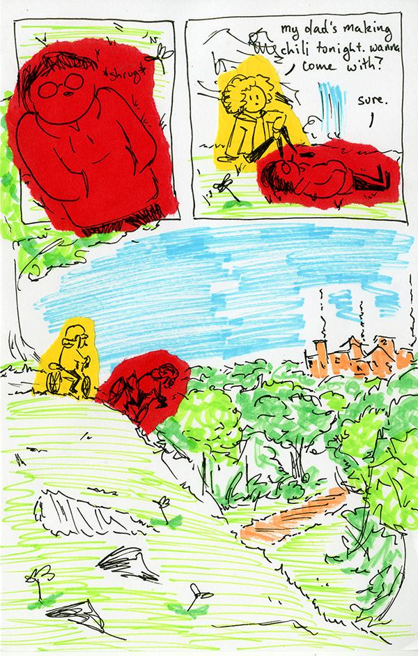 Orange Page 6