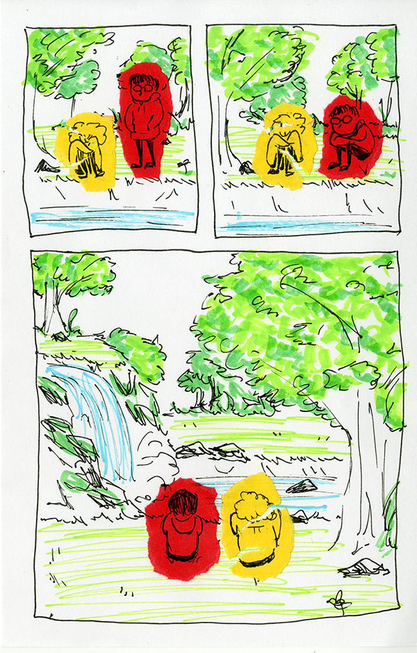 Orange Page 11