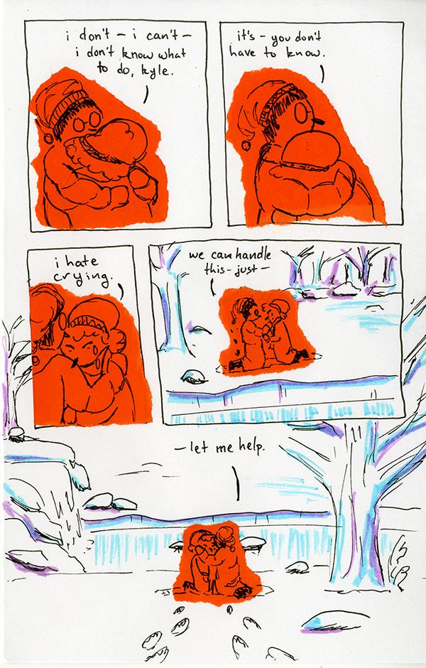 Orange Page 22