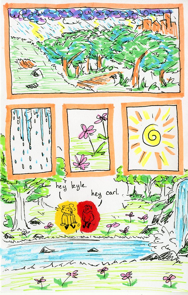 Orange Page 23